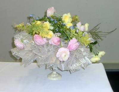 花ファッショントレンドデモンストレーション2013