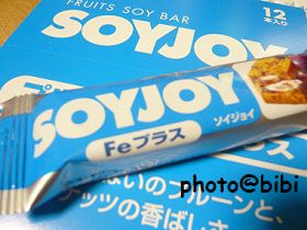 soyjoy大豆ですから!