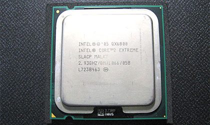 intel Core2 Extreme QX6800