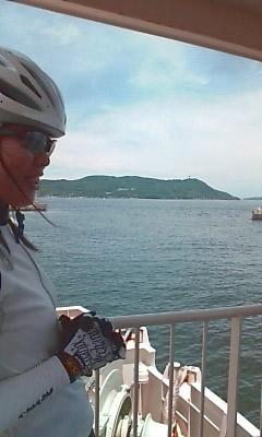 もうすぐ能古島