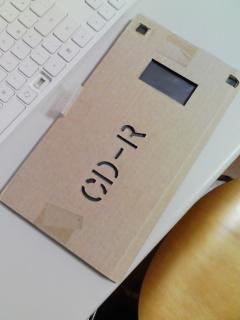 CDレーベル印刷