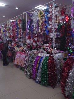 中国のクリスマス