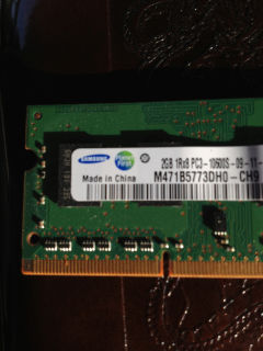 E220s メモリ交換