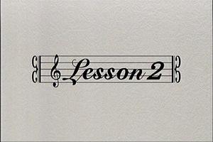Lesson2♪