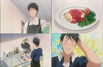 料理人千秋さまw