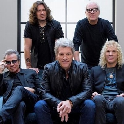 Bon Jovi(ボン・ジョヴィ)の洋楽歌詞和訳カタカナまとめ一覧