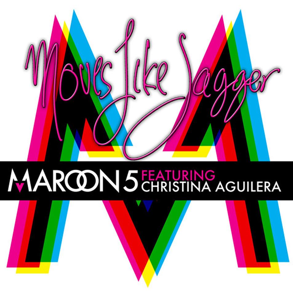 Maroon 5 ft. Christina Aguilera - Moves Like Jagger の洋楽歌詞和訳・カタカナ情報まとめ