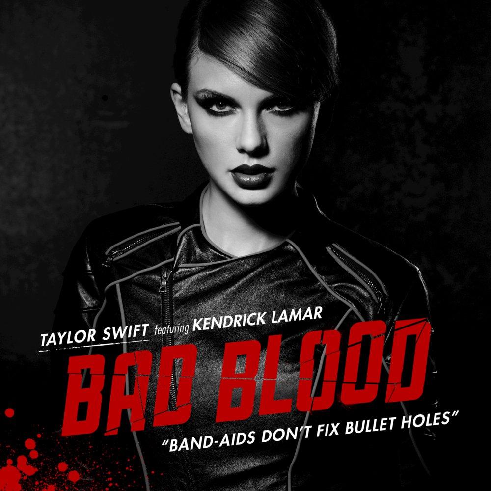 Taylor Swift ft. Kendrick Lamar - Bad Blood の洋楽歌詞和訳・カタカナ情報まとめ