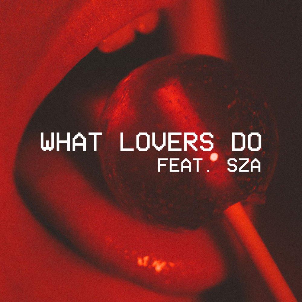 Maroon 5 ft.SZA - What Lovers Do の洋楽歌詞和訳・カタカナ情報まとめ