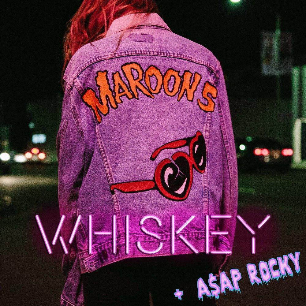 Maroon 5 ft.A$AP Rocky - Whiskey の洋楽歌詞和訳・カタカナ情報まとめ