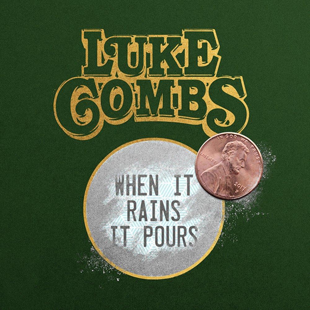 Luke Combs - When It Rains It Pours の洋楽歌詞和訳・カタカナ情報まとめ