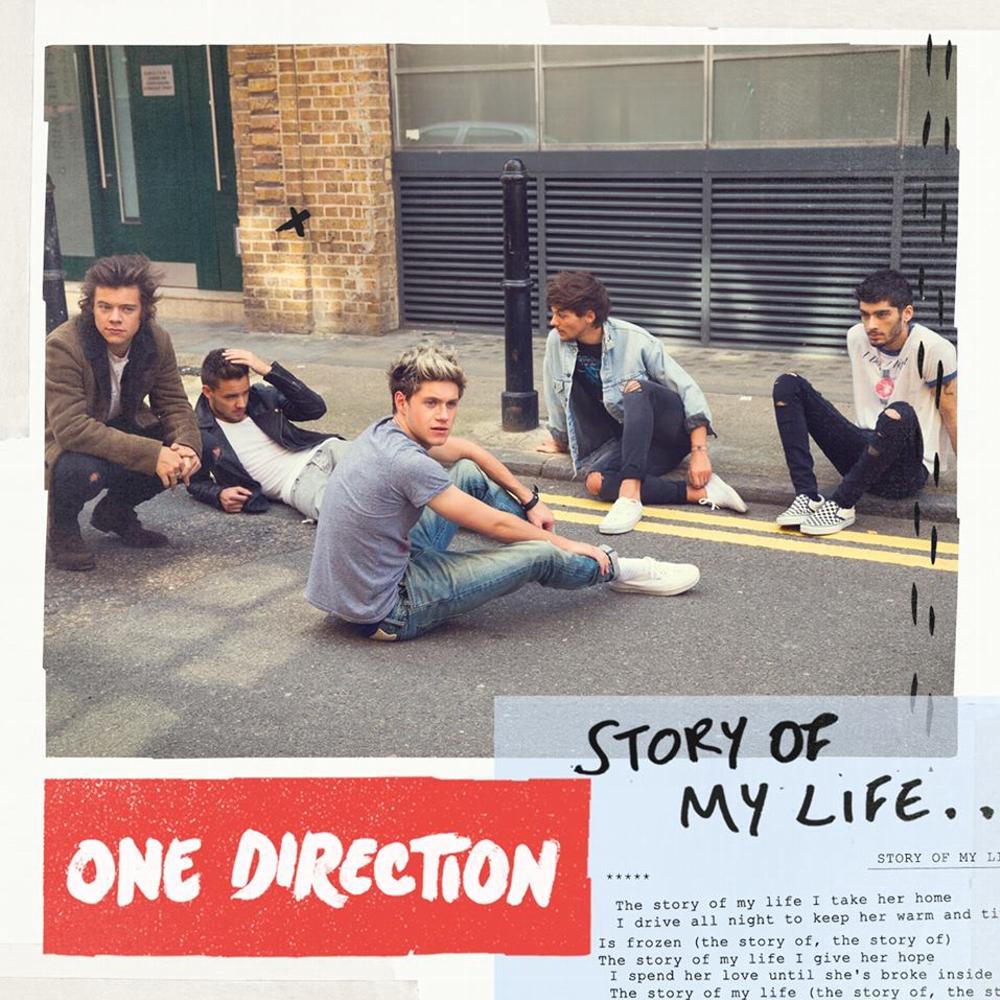 One Direction - Story of My Life の洋楽歌詞和訳・カタカナ情報まとめ