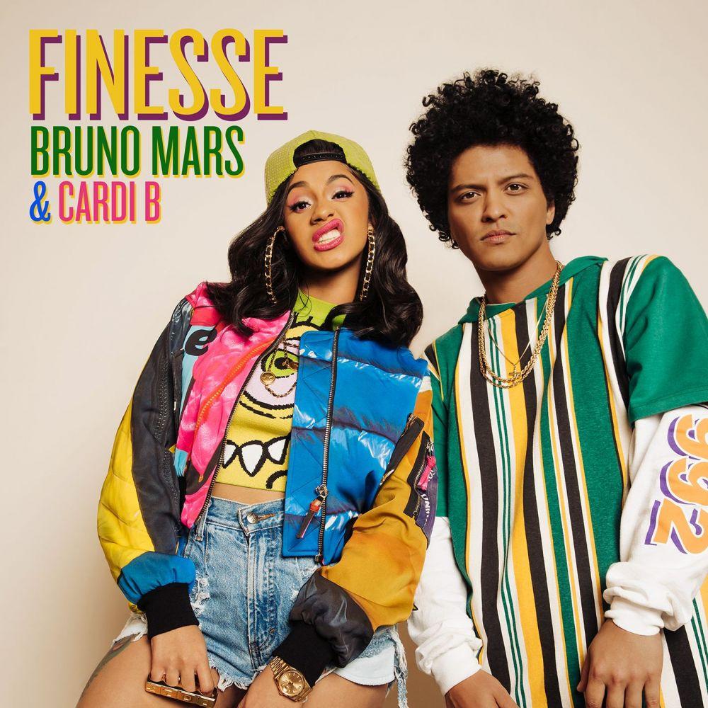 Bruno Mars ft.Cardi B - Finesse (Remix) の洋楽歌詞和訳・カタカナ情報まとめ