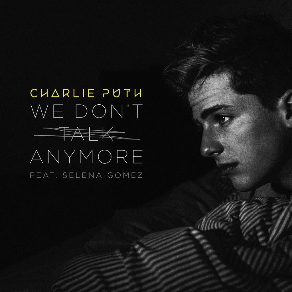 Charlie Puth ft.Selena Gomez - We Dont Talk Anymore の洋楽歌詞和訳・カタカナ情報まとめ