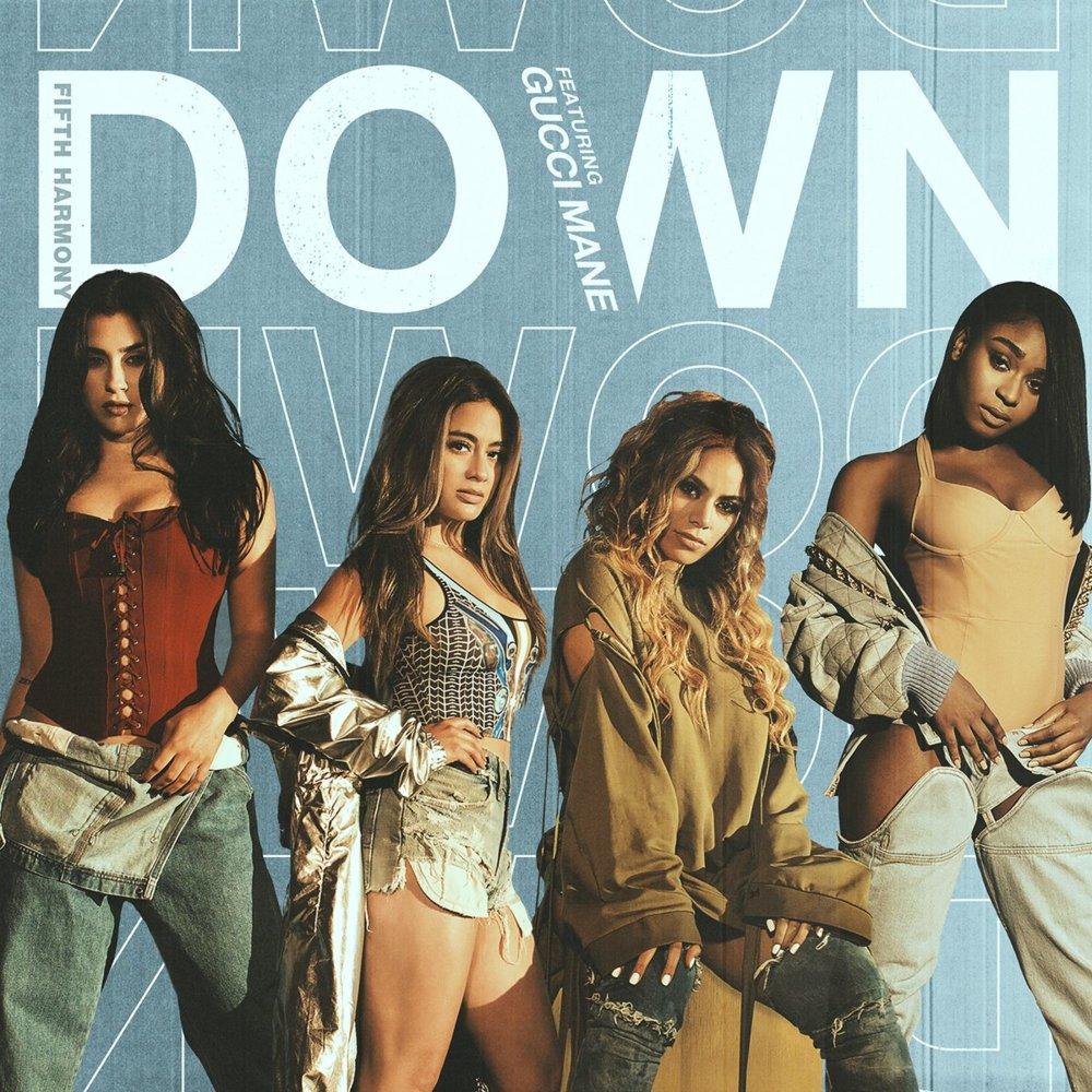 Fifth Harmony ft.Gucci Mane - Down の洋楽歌詞和訳・カタカナ情報まとめ