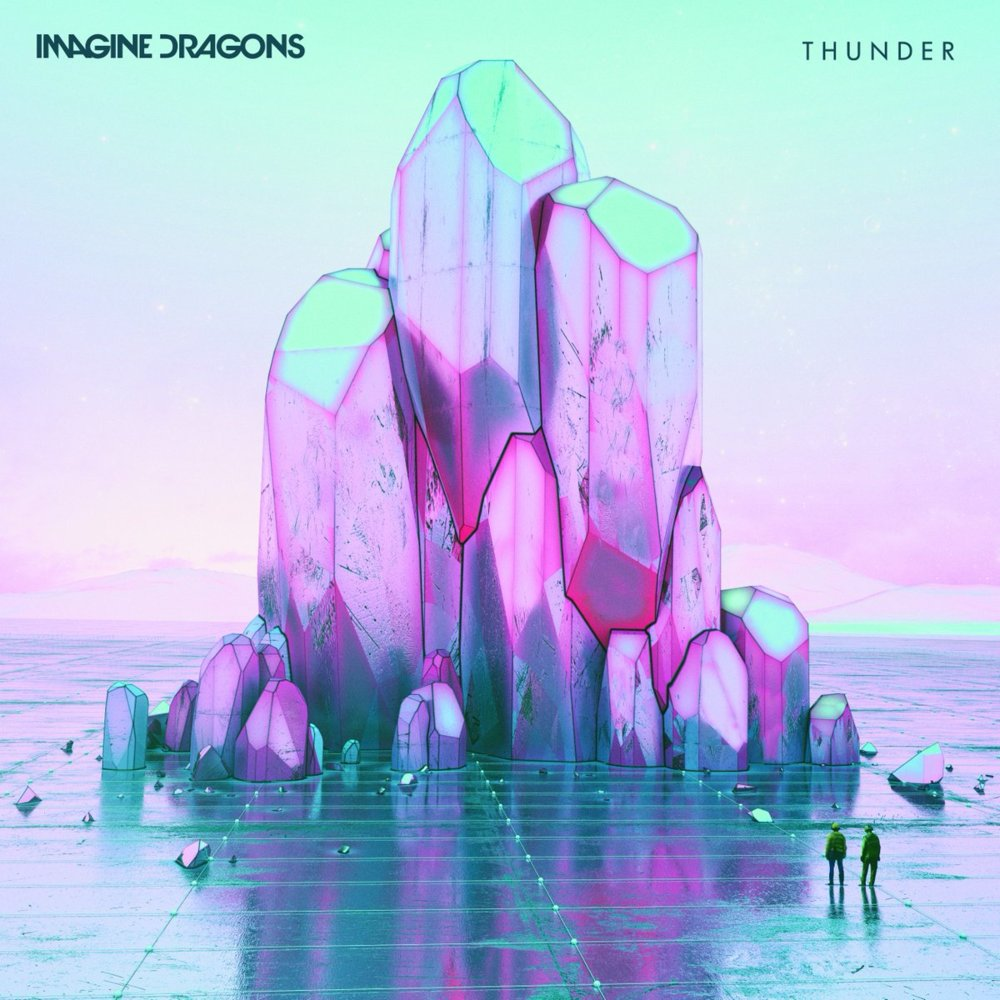 Imagine Dragons - Thunder の洋楽歌詞和訳・カタカナ情報まとめ