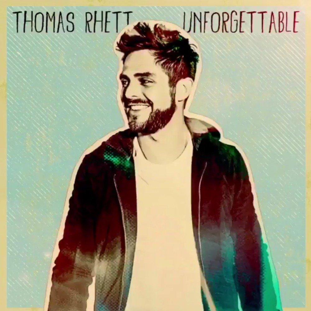Thomas Rhett - Unforgettable の洋楽歌詞和訳・カタカナ情報まとめ