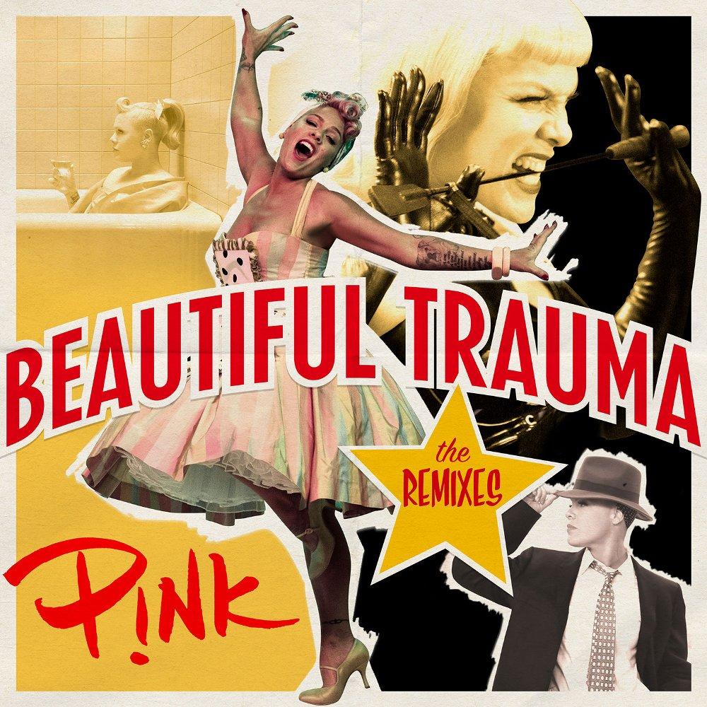 P!nk - Beautiful Trauma の洋楽歌詞和訳・カタカナ情報まとめ
