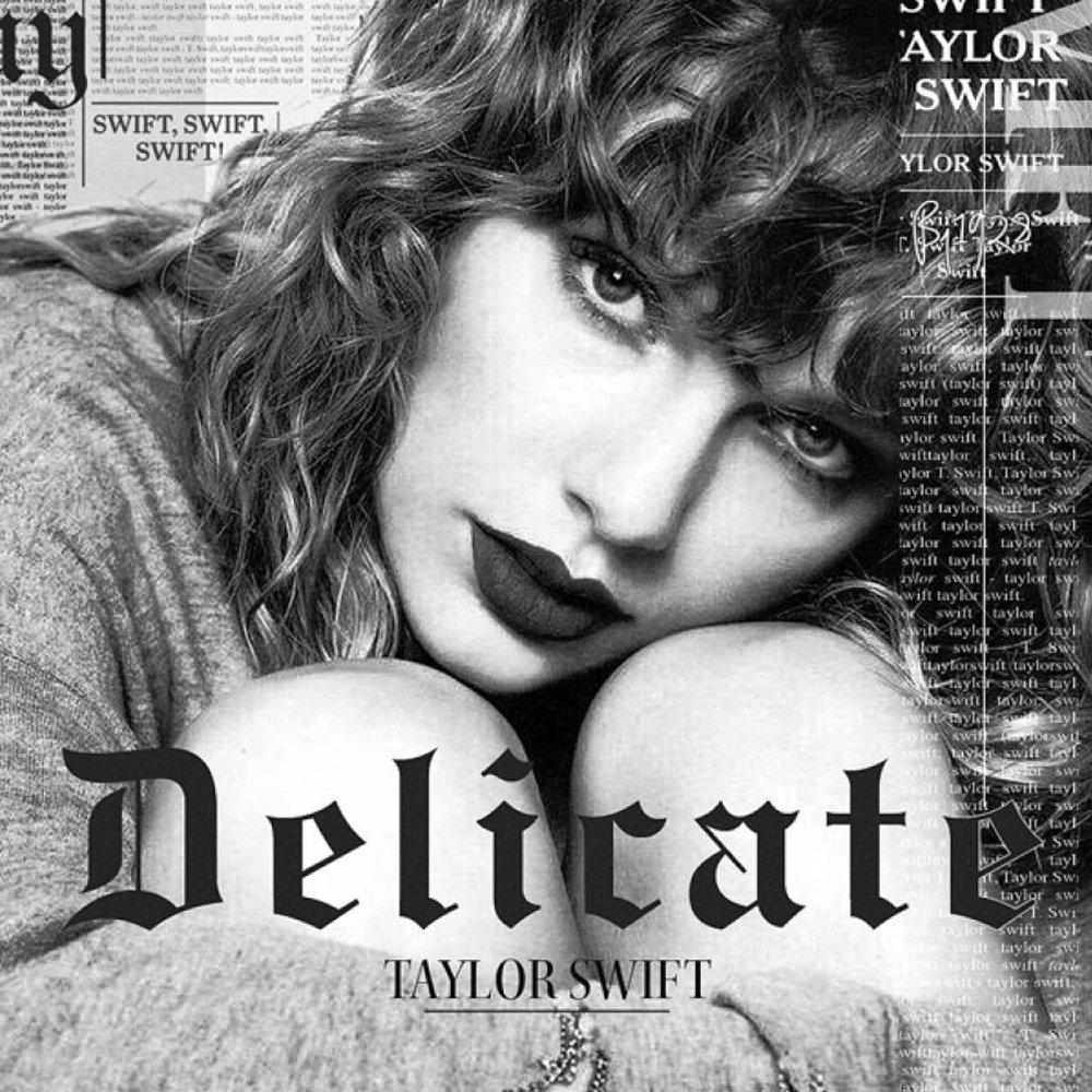 Taylor Swift - Delicate の洋楽歌詞和訳・カタカナ情報まとめ