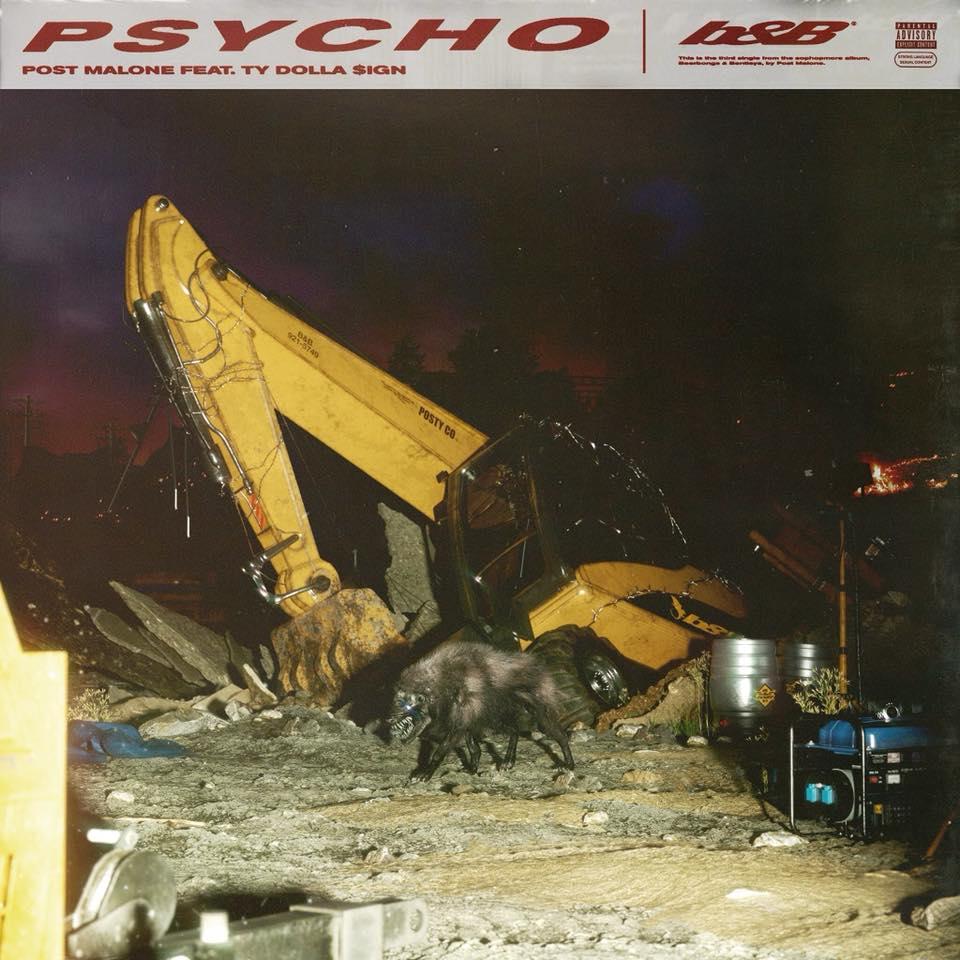 Post Malone ft.Ty Dolla $ign - Psycho の洋楽歌詞和訳・カタカナ情報まとめ