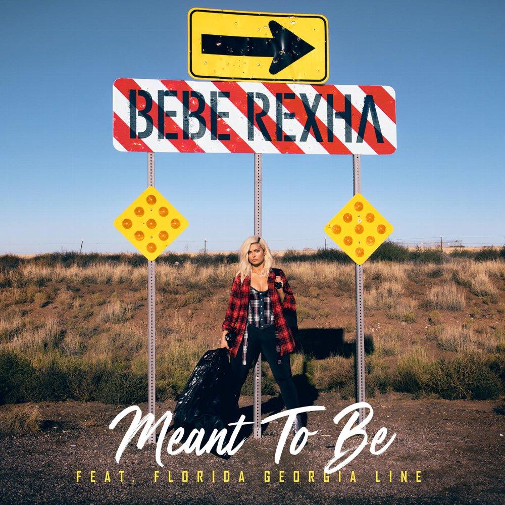 Bebe Rexha ft.Florida Georgia Line - Meant to Be の洋楽歌詞和訳・カタカナ情報まとめ