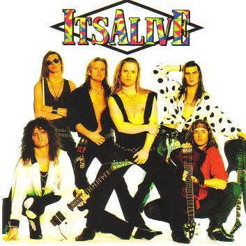 4ピースメタルバンド「It's Alive(イッツ・アライヴ)」
