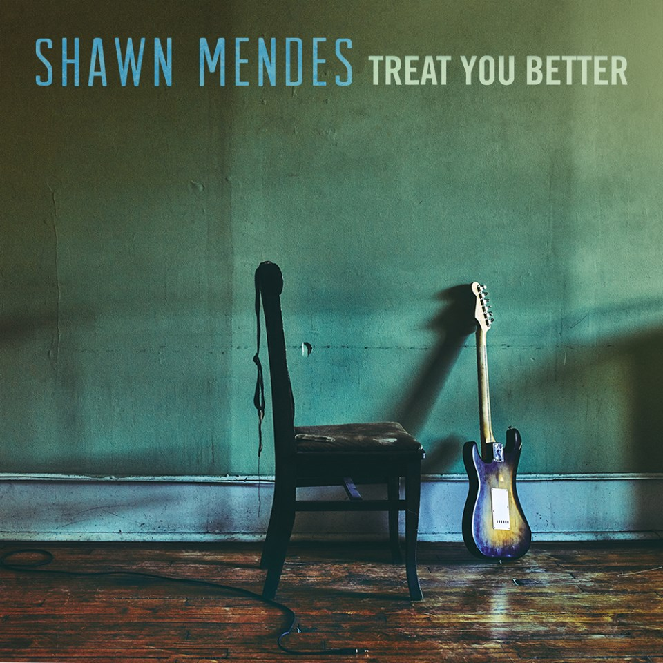 Shawn Mendes - Treat You Better の洋楽歌詞和訳・カタカナ情報まとめ