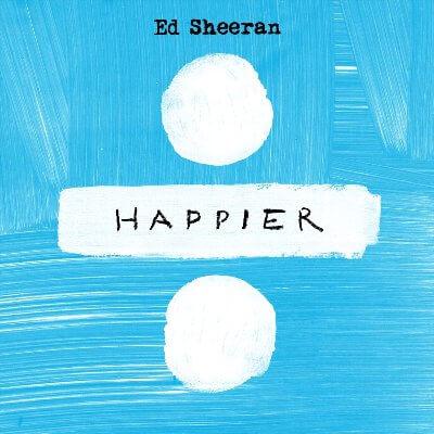 Ed Sheeran - Happier の洋楽歌詞和訳・カタカナ情報まとめ
