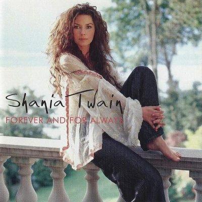 Shania Twain - Forever And For Always の洋楽歌詞和訳・カタカナ情報まとめ