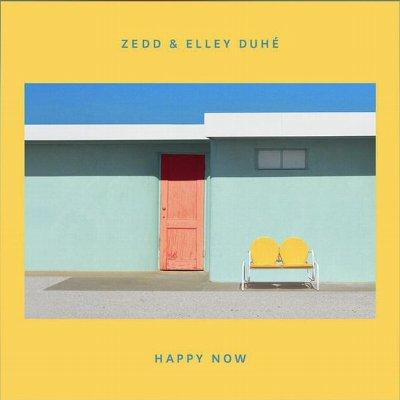 Zedd, Elley Duhé - Happy Now の洋楽歌詞和訳・カタカナ情報まとめ