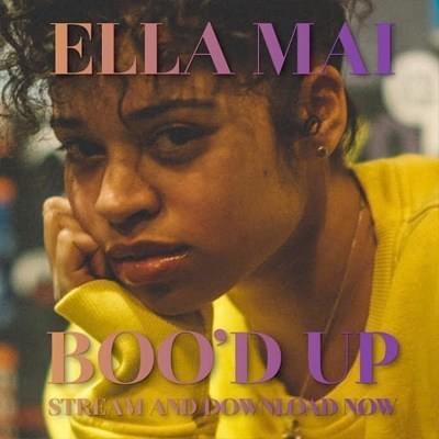 Ella Mai - Bood Up の洋楽歌詞和訳・カタカナ情報まとめ