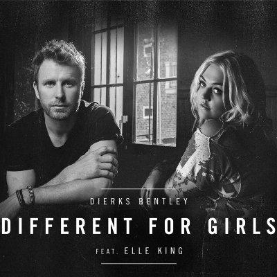 Dierks Bentley ft. Elle King - Different For Girls の洋楽歌詞和訳・カタカナ情報まとめ