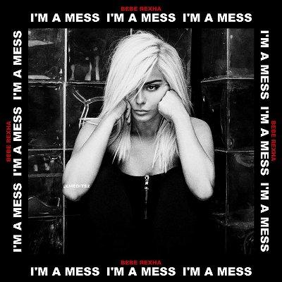 Bebe Rexha - Im A Mess の洋楽歌詞和訳・カタカナ情報まとめ
