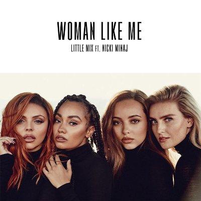 Little Mix ft. Nicki Minaj - Woman Like Me の洋楽歌詞和訳・カタカナ情報まとめ