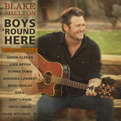 Blake Shelton ft. Pistol Annies & Friends - Boys Round Here の洋楽歌詞和訳・カタカナ情報まとめ