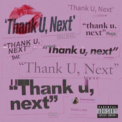 Ariana Grande - thank u, next の洋楽歌詞和訳・カタカナ情報まとめ