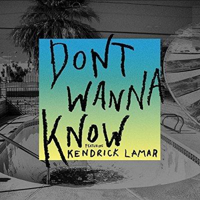 Maroon 5 ft. Kendrick Lamar - Dont Wanna Know の洋楽歌詞和訳・カタカナ情報まとめ