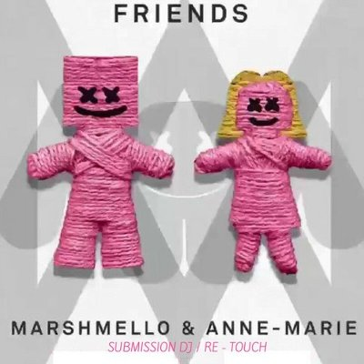Marshmello & Anne-Marie - Friends の洋楽歌詞和訳・カタカナ情報まとめ