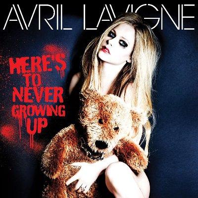 Avril Lavigne - Heres to Never Growing Up の洋楽歌詞和訳・カタカナ情報まとめ