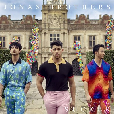 Jonas Brothers - Sucker の洋楽歌詞和訳・カタカナ情報まとめ