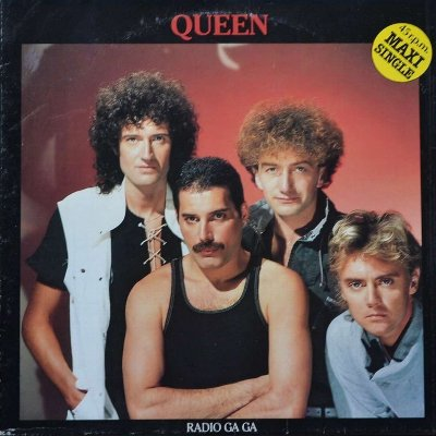 Queen - Radio Ga Ga の洋楽歌詞和訳・カタカナ情報まとめ
