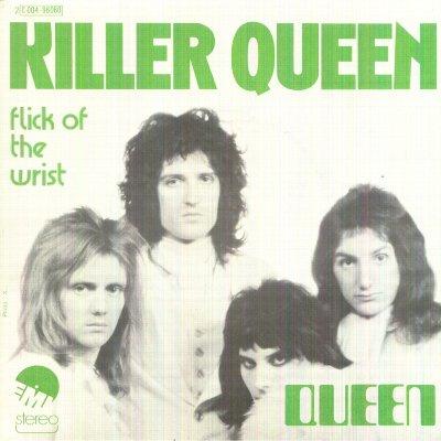 Queen - Killer Queen の洋楽歌詞和訳・カタカナ情報まとめ