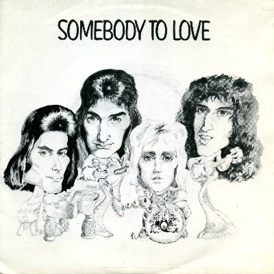 Queen - Somebody To Love の洋楽歌詞和訳・カタカナ情報まとめ