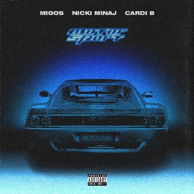 Migos, Nicki Minaj, Cardi B - MotorSport の洋楽歌詞和訳・カタカナ情報まとめ