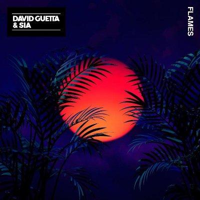 David Guetta & Sia - Flames の洋楽歌詞和訳・カタカナ情報まとめ
