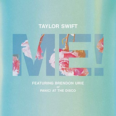 Taylor Swift ft. Brendon Urie of Panic! At The Disco - ME! の洋楽歌詞和訳・カタカナ情報まとめ