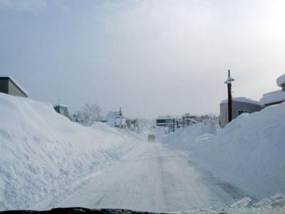 ニセコは雪が多かった!