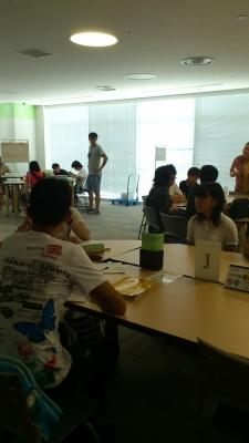 2012夏のボランティア体験