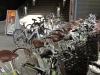 自転車の数々