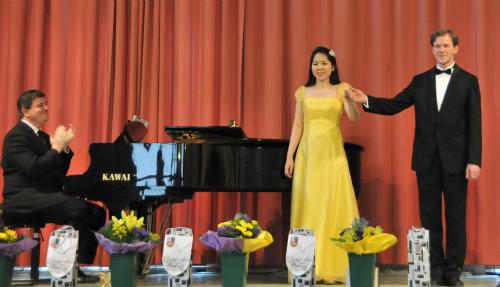 VERDI-Concert 2015 Sachiko KUROKAWA+Tomasz PIETAK